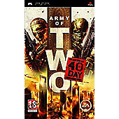 Army Of Two - The 40th Day - PSP