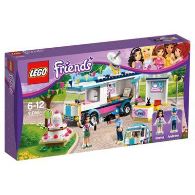 LEGO  Friends Heartlake News Van 41056