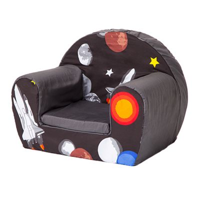 Galaxy Childrens Foam Armchair