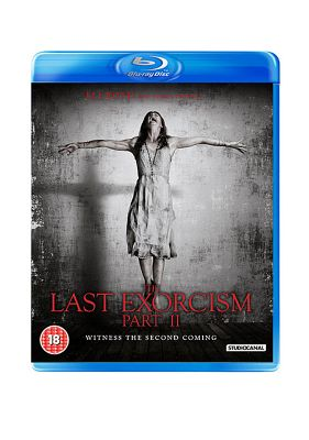 Last Exorcism: Part 2 Blu Ray