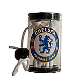 Chelsea F.C Official Golf Tee Shaker With Tees