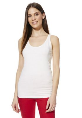 F&F Vest Top with As New Technology Cream 10