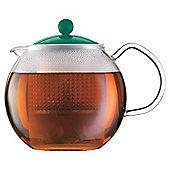 Bodum Assam Tea pot 1l, Green