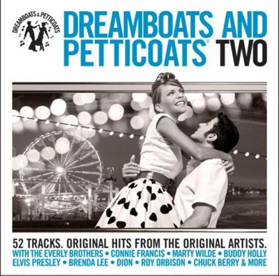 Dreamboats And Petticoats 2 (2CD)