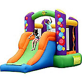 Combo Party Bouncy Castle with Slide - Rideontoys4u