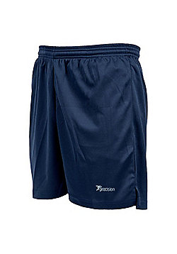 Precision Training Men'S Football Madrid Shorts Training Pants Navy - Navy
