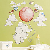 Baby Elephant Children's Wall Stickers