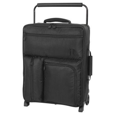 buy it luggage world 39 s lightest ryanair 2 wheel black. Black Bedroom Furniture Sets. Home Design Ideas
