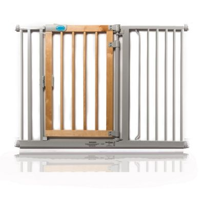 Bettacare Auto Close Gate Wooden with 7.2cm and 36cm Extensions