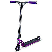 Madd Gear MGP VX7 Team Edition Model Scooter - Purple with Chrome Bars