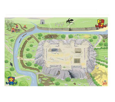 Le Toy Van Giant Castle Playmat