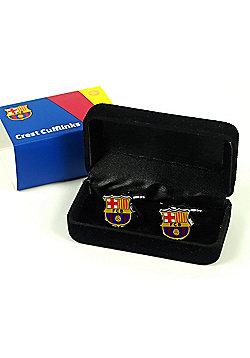 FC Barcelona Cufflinks - Blue