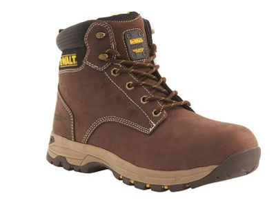 DeWALT Men's Carbon Boots Brown 12 UK