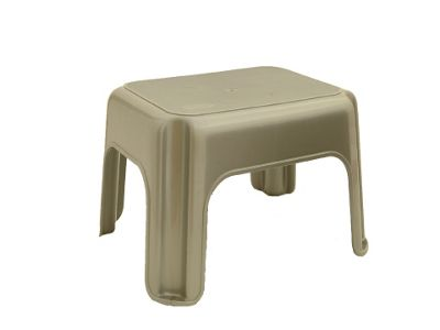 Addis 1310 Step Stool Metallic