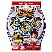 Yo-Kai Watch Medals Blind Bag Series 2