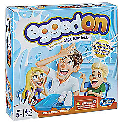 Egged On Game from Hasbro Gaming
