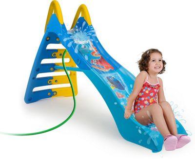 Finding Dory Water Slide - Blue Kids Water Slide - Injusa