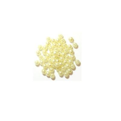 Impex Cream Pearls 4mm