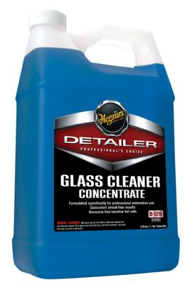 Meguiars Glass Cleaner Concentrated 3.78ltr