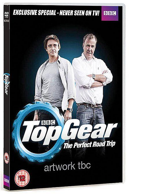 Top Gear: The Perfect Roadtrip (DVD)