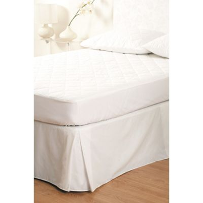 Belledorm Superior Quilted Anti-Allergy Mattress Protector - Small Single