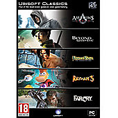 Ubisoft Classics (5 game pack - Assassins Creed + Beyond Good & Evil + Prince of Persia + Rayman 3 + Far Cry) - PC