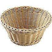 Westmark Saleen 18cm Round Multi Purpose Basket, Natural Beige