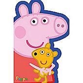 Peppa Pig Character Birthday Card