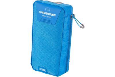Lifeventure SoftFibre Trek Towel X Large Blue