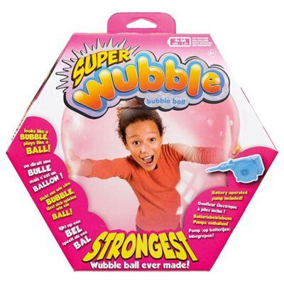 Wubble NS20171.4390 Super Wubble Game with Pump Pink