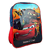 Disney Cars 3 'Piston Cup' Junior School Bag Rucksack Backpack