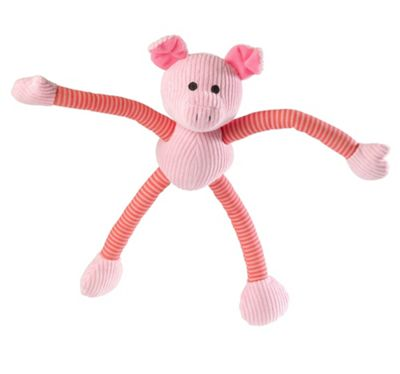 Piggy Long Legs Dog Toy - Large