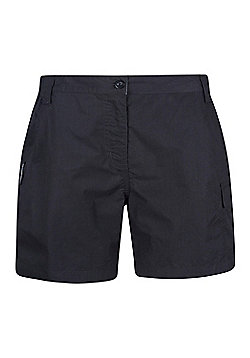Mountain Warehouse Trek Womens Shorts - Black