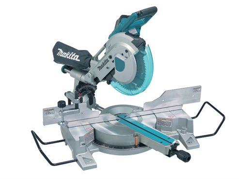 Makita LS1016 260mm Sliding Compound Mitre Saw 1510 Watt 110 Volt