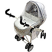Raincover Compatible With Babystyle Prestige S3D Pushchair