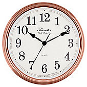 Acctim 22178 Beckford Wall Clock - Copper