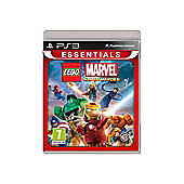 LEGO Marvel Super Heroes Ess (PS3 )