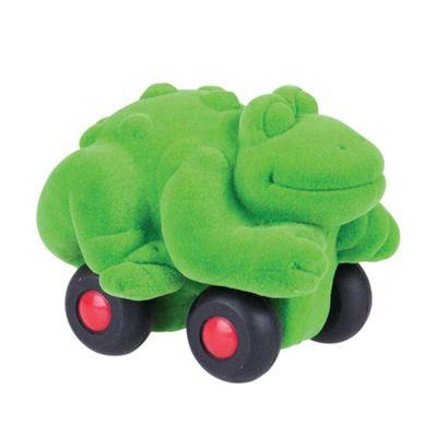 Rubbabu Aniwheelies Frog (Green)
