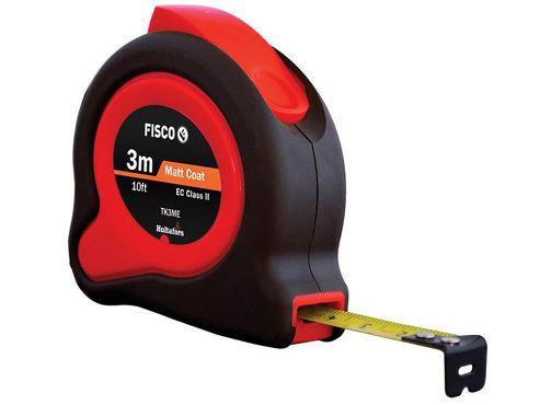 Fisco TKC3ME Tuf-lok Tape 3m / 10ft FSCTKC3ME