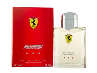 Ferrari Red EDT 125ML New Pack