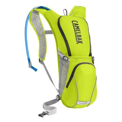 Camelbak Ratchet 3L Hydration Pack Lime/Silver