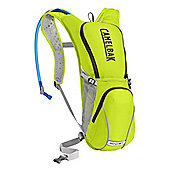 Camelbak Ratchet 3L Hydration Pack Lime/Silver