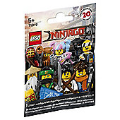 LEGO Minifigures Ninjago Movie 71019