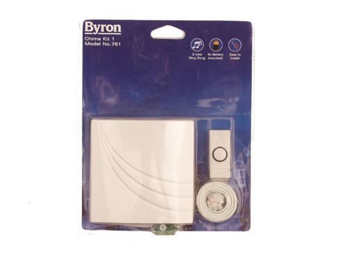 Byron 761 Door Chime Budget Kit No:1