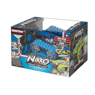 Nikko - NanoTrax (Blue)