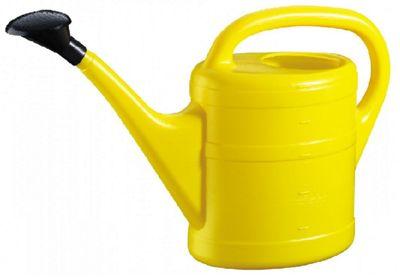 Indoor and Outdoor Garden Watering Can - 5L - Yellow