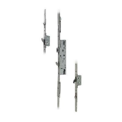 DOORMASTER Professional Lever Operated Latch & Hook Adjustable Hooks - UPVC Door - 92/35