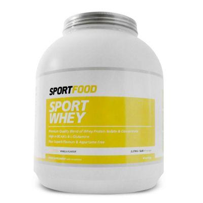Sportfood Sport Whey 2.27kg - Vanilla