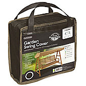 Gardman 3 Seater Garden Swing Cover- Black