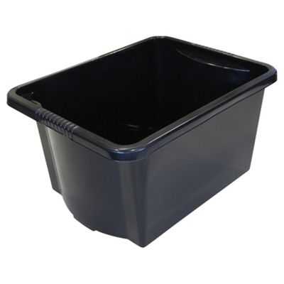 We no longer sell this product.  sc 1 st  Tesco & Buy Wham Plastic 30L Stackable Storage Box Black from our Storage ...